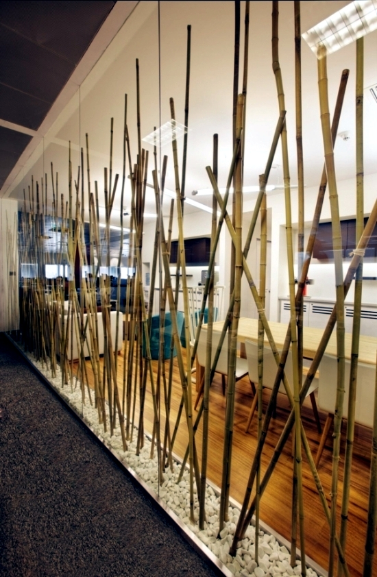 24 Ideas For Decorative Bamboo Poles How Is Used