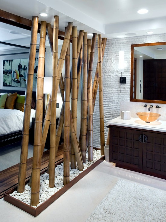 24 Ideas For Decorative Bamboo Poles How Is Used In The Room