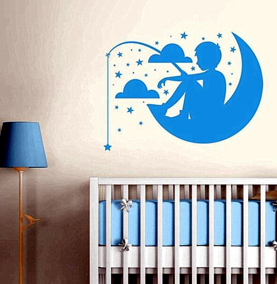Bumper Children's Wall Decoration Tips