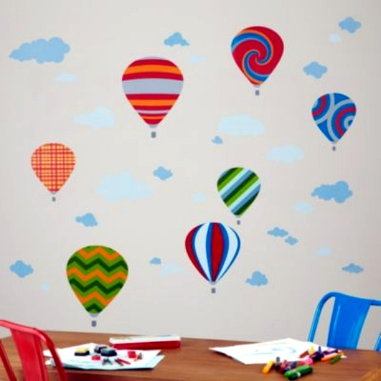 Bumper Nursery Decorating Ideas Wall In Your Child S