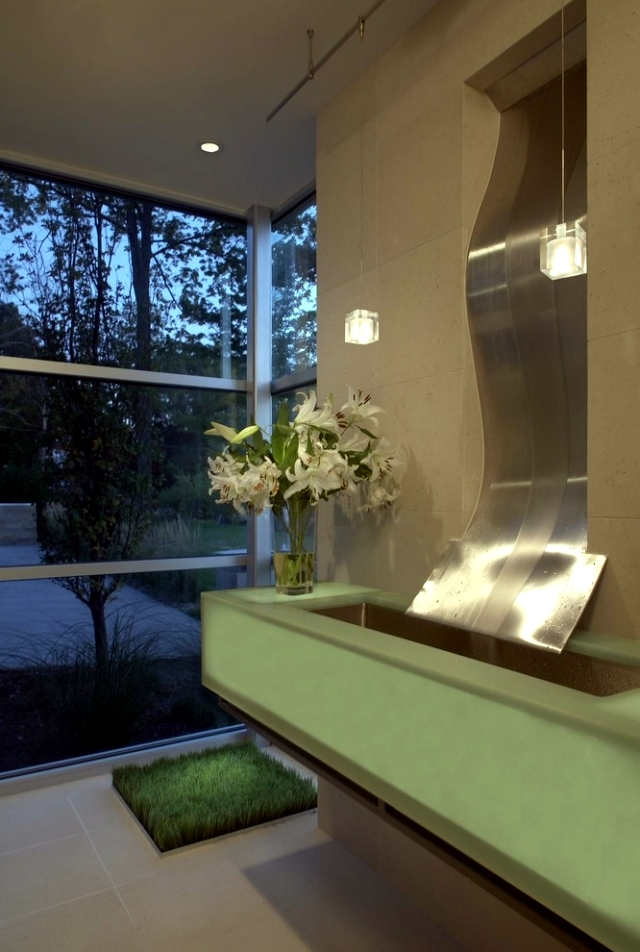 Source for Modern Interior Ideas - Bring the environment at home