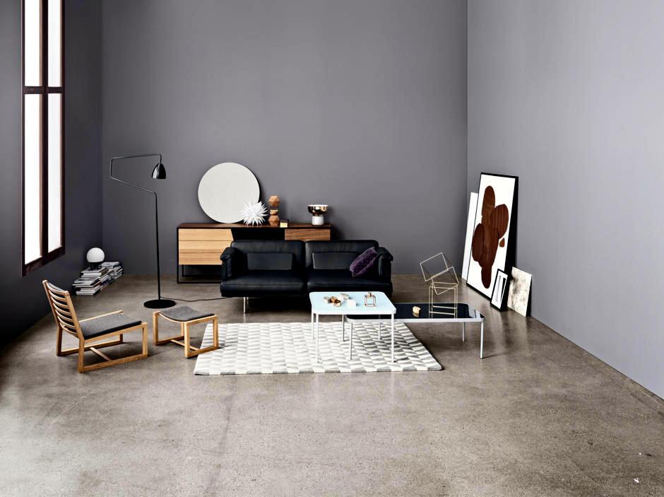 Living Room Floor Spotlight Copper Wood Living Room