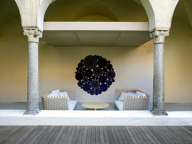 Furniture 2015 - New Collection of Paola Lenti