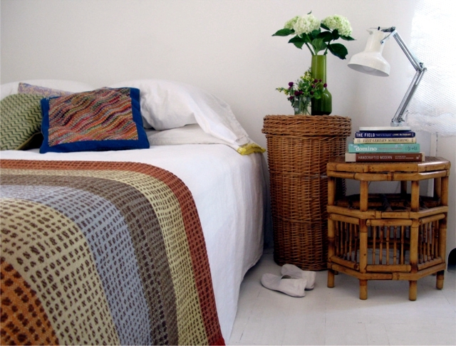 Conservatory furniture - rattan furniture complement the interior