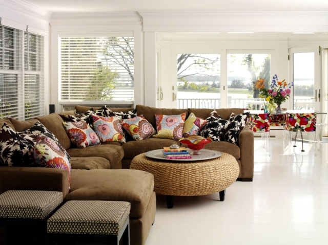 Conservatory furniture rattan furniture complement the interior interior design ideas ofdesign - Common tables for living room to complement the interior design ...