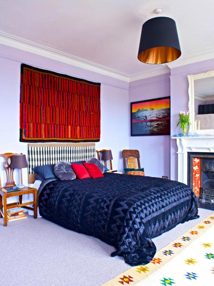 Guy Tapestry Room Design