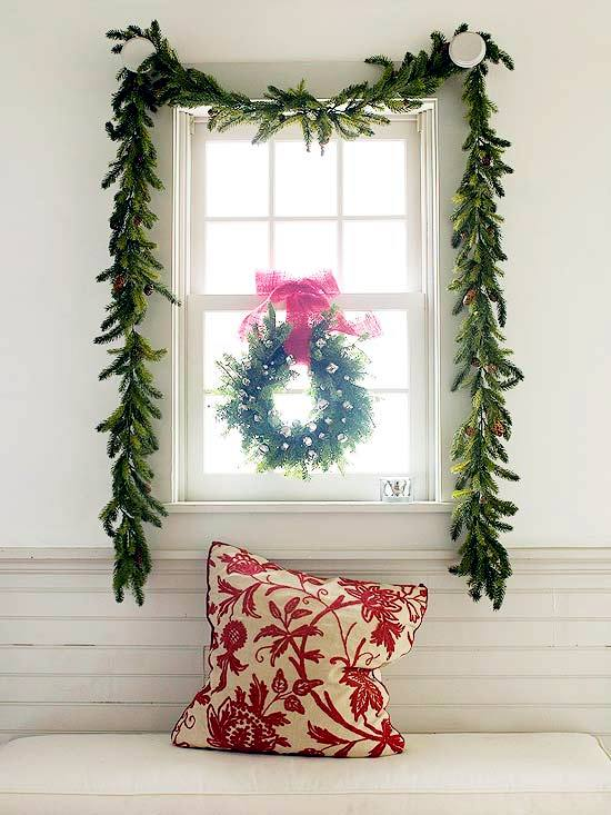 Draped Party Garlands Christmas Decorations And Ideas