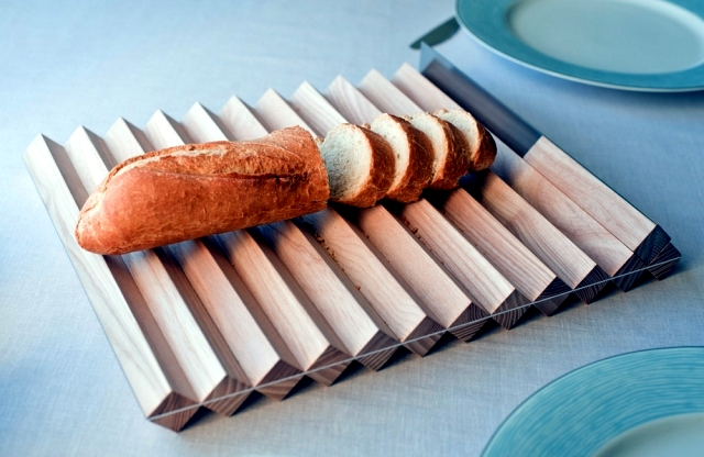 Innovative wood kitchen utensils valentin bussard design for Kitchen design utensils