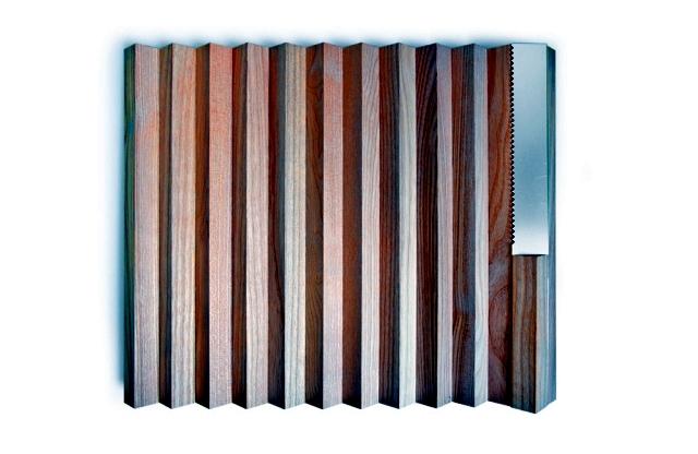 Innovative wood kitchen utensils - Valentin Bussard design