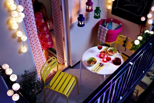 Ask Balcony: 77 ideas for an individual living being