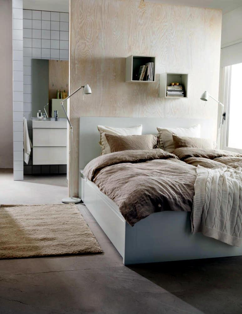 Beige And White Bedroom Design Interior Design Ideas