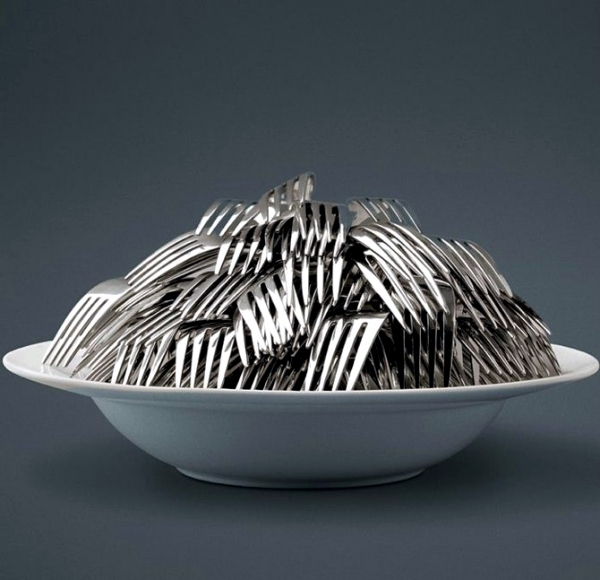 Table Decorating Ideas of lifestyle great photographer Jean-Francois de Witte