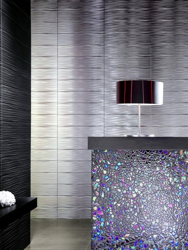 Dune decorative mosaics design ideas for each zone