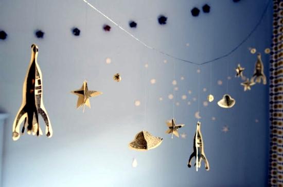 Tinker Wreaths - Ideas for Christmas for little money