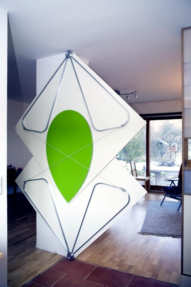 Puerta Evolution - design doorway by Klemens Torggler