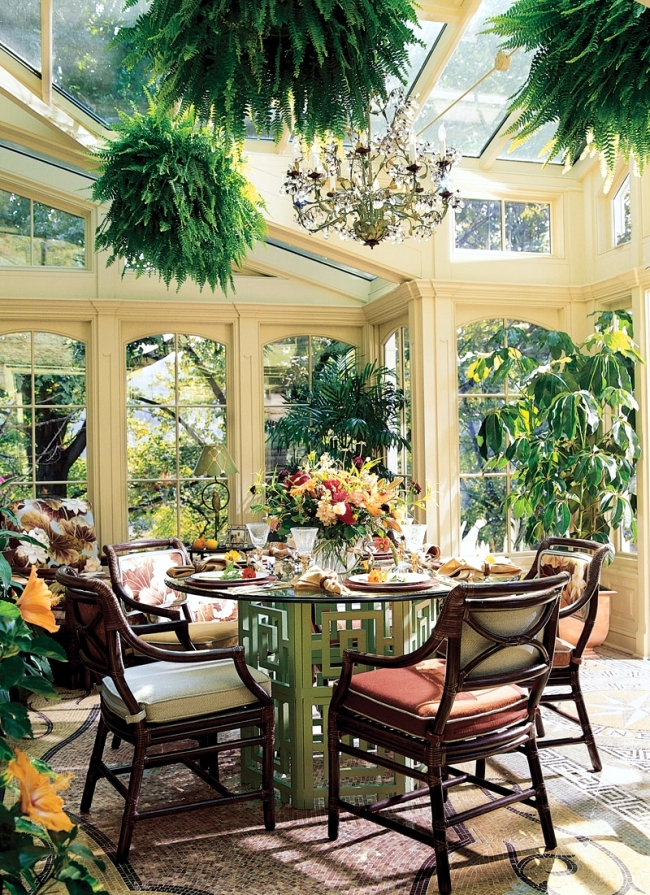 Accumulation terrace what you should consider when for Victorian sunroom designs