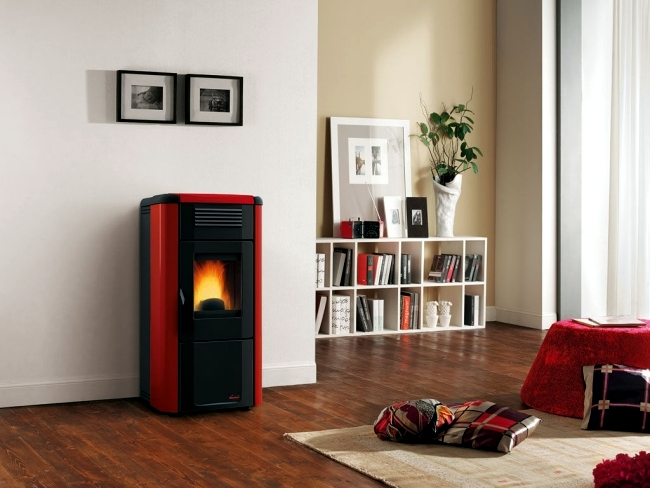 The environmental benefits of pellet heating - boilers and pellet stoves