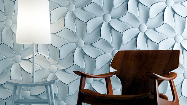 florentine tile is the perfect entertainment for your home - Shape In Interior Design