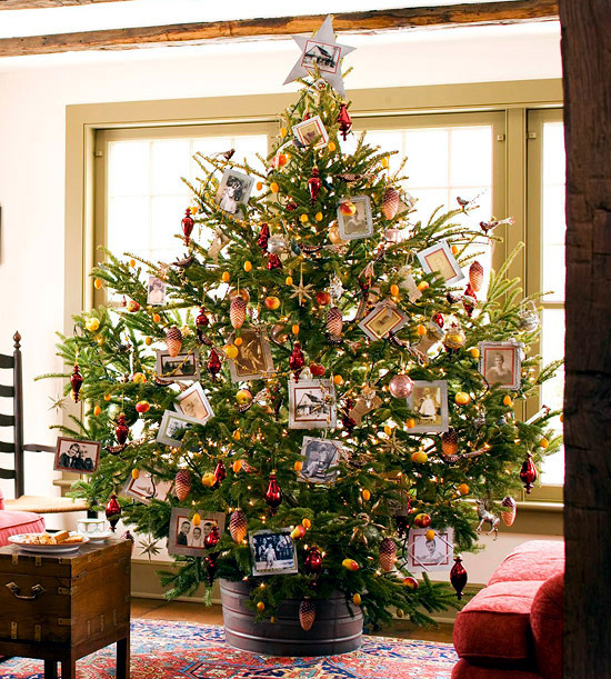 Christmas tree decoration - 20 different styles and decorating ideas