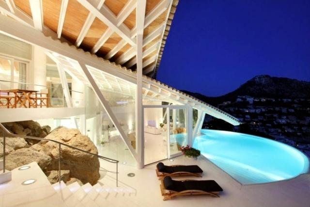 100 Inspiring Design Ideas Pool: Enjoy the romance of summer