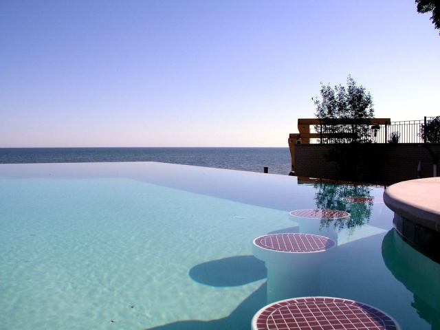 100 Inspiring Design Ideas Pool: Enjoy the romance of summer