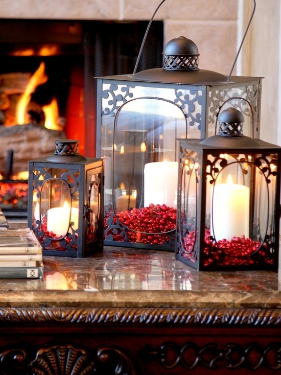 Christmas Decorating Ideas With Red Berries To Make Your