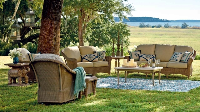 Lightweight Garden Furniture Garden furniture and patio furniture ideas for comfortable seating garden furniture and garden furniture rattan have many advantages they are extremely durable and lightweight construction you can essentially defy snow workwithnaturefo