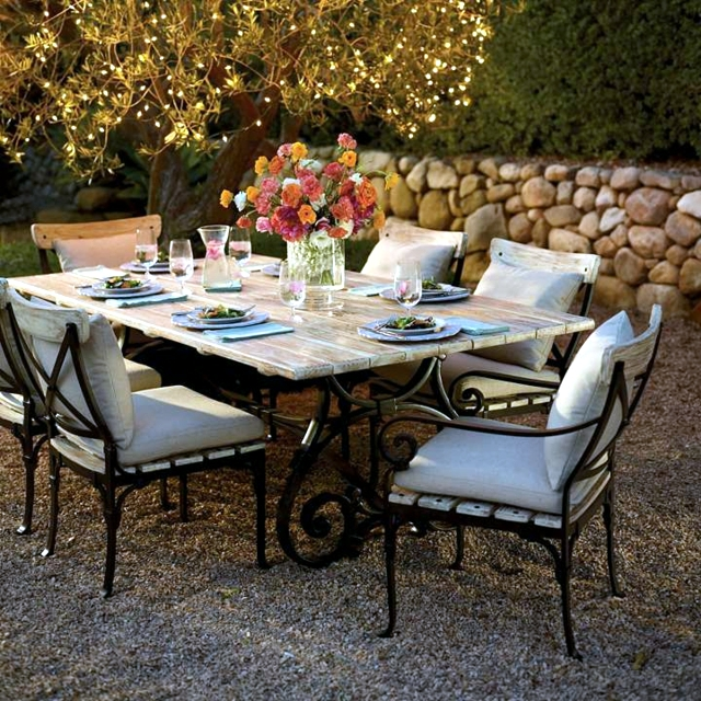 Garden furniture and patio furniture ideas for fortable