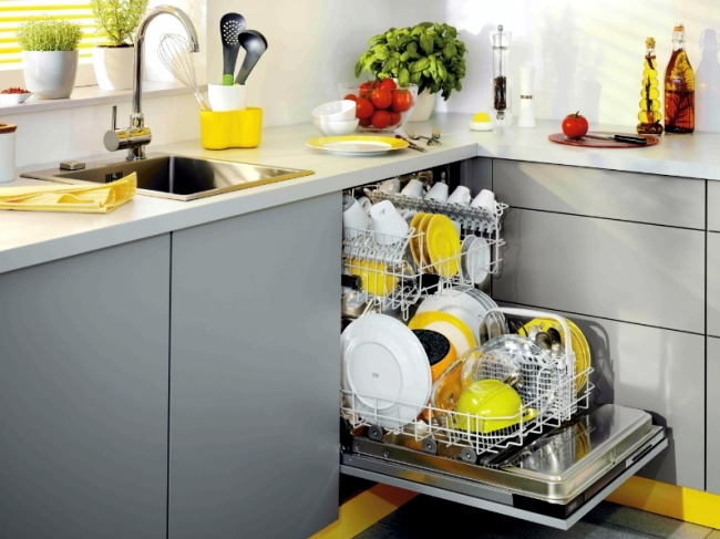 20 ideas to hide the appliances in the kitchen
