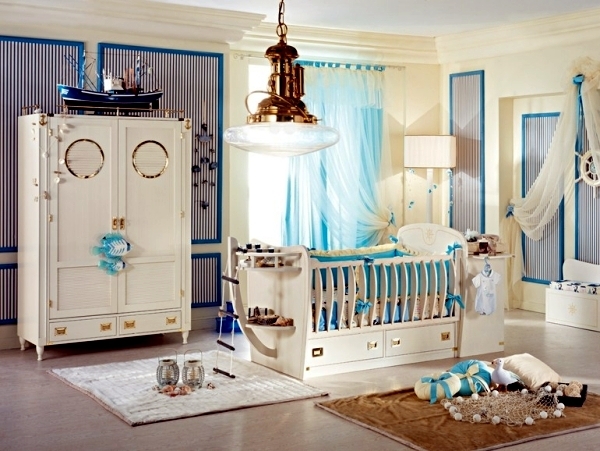 Elegant Design Of The Nursery Child Care For Your Luxury Interior Ideas Ofdesign