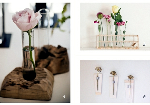 23 decorating ideas furnishing accessories - modern vase in place