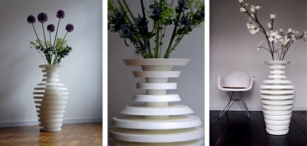 23 Decorating Ideas Furnishing Accessories Modern Vase In Place