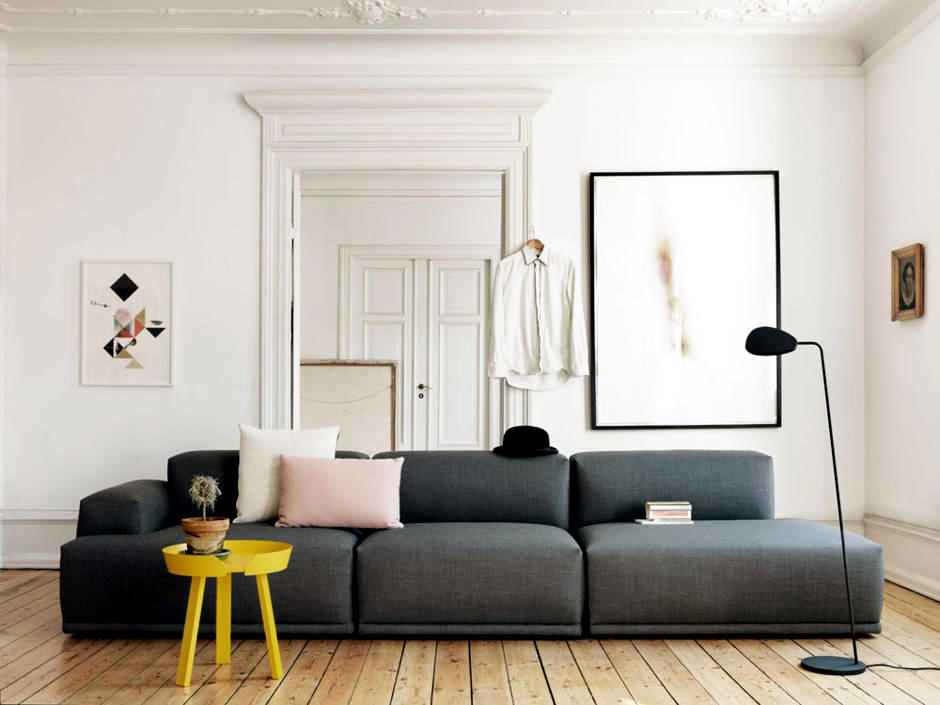 Sofa Muuto | Interior Design Ideas - Ofdesign
