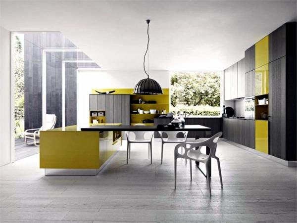 Kalea kitchen design by cesar arredamenti in harmonious for Fabbian arredamenti