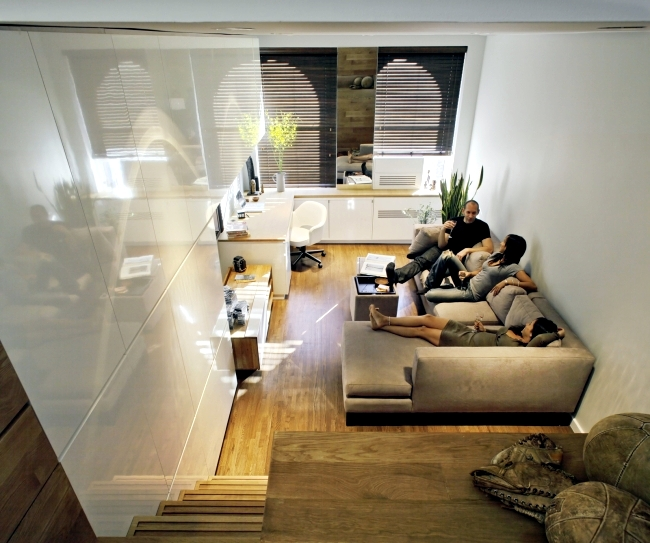 20 great ideas for the development of several homes