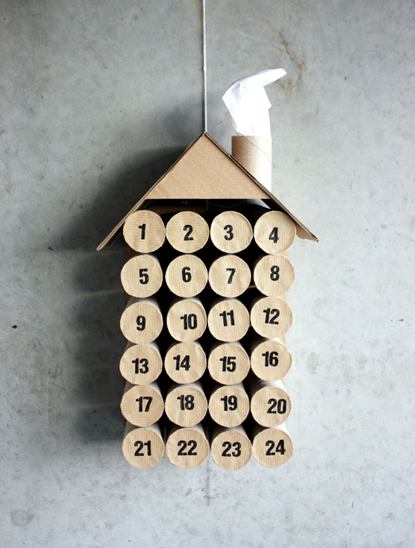 Tinker Advent - 31 ideas all simplicity