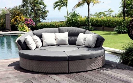 living room furniture for garden and terrace round shapes fashion interior design ideas. Black Bedroom Furniture Sets. Home Design Ideas