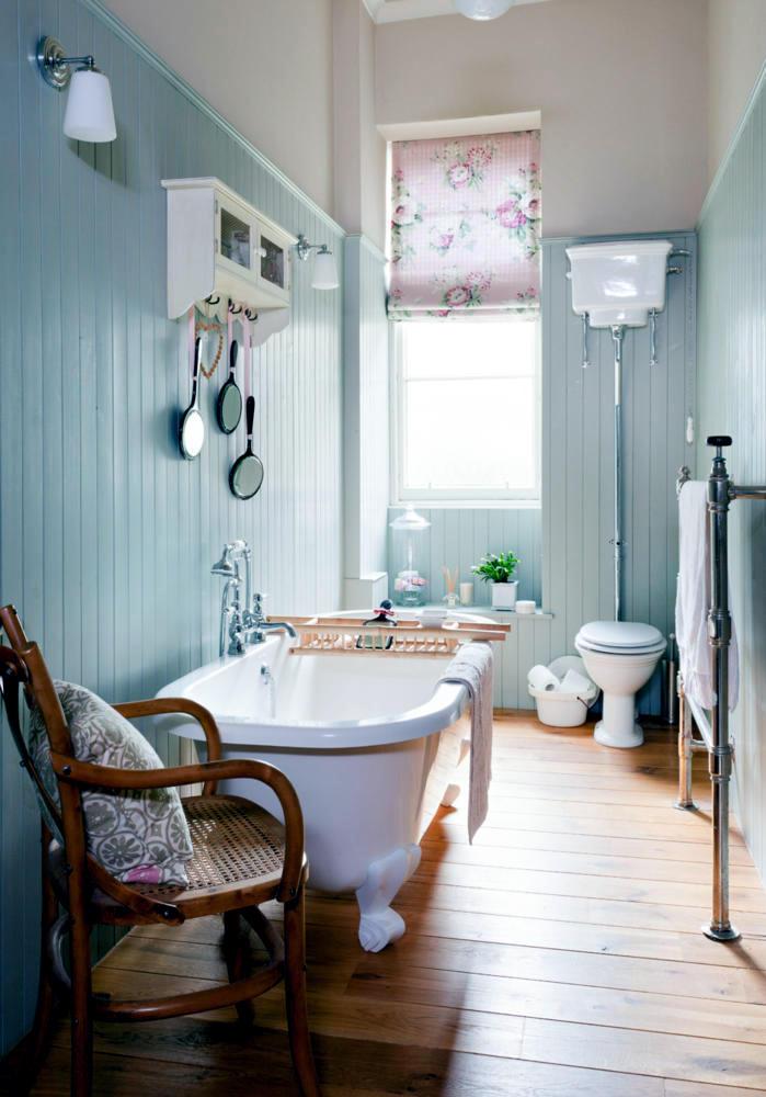 Independent Country Style Bathroom Interior Design Ideas Ofdesign
