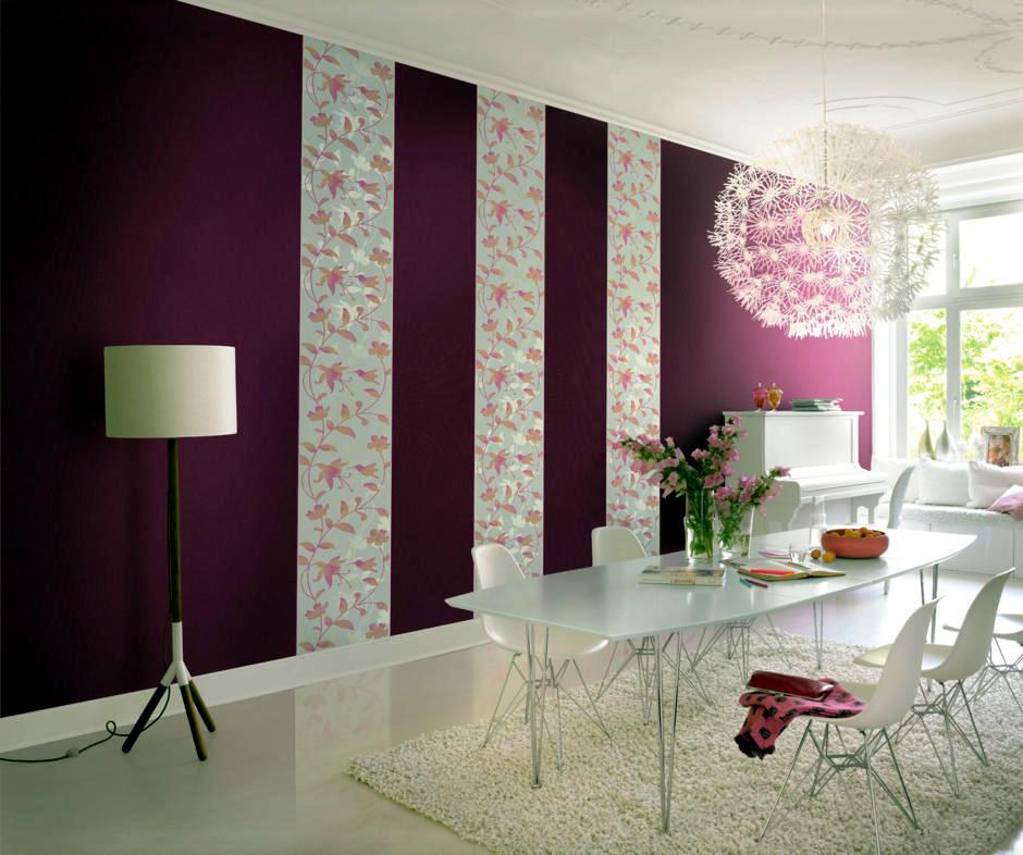 Wandfarbe Romantisch
