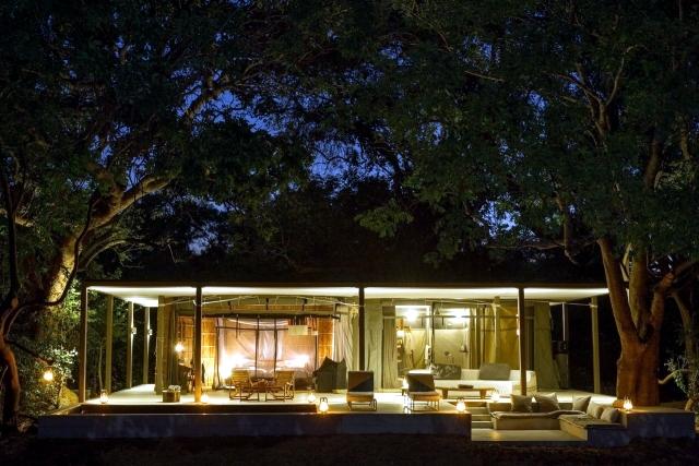 Chinzombo Safari Lodge in Zambia by Norman Carr Safaris