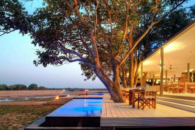Chinzombo Safari Lodge In Zambia By Norman Carr Safaris Interior DesignIdeas Ofdesign