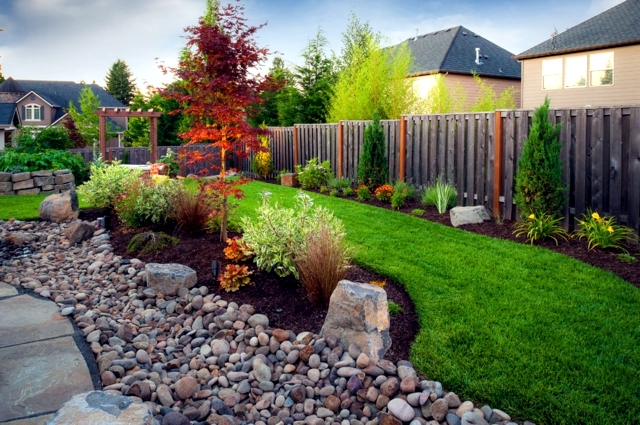 Creating a rock garden - 20 superb examples of garden ...