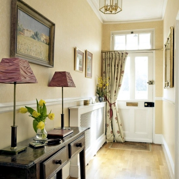 Design Tips For The Hall Furniture And Practical Ideas