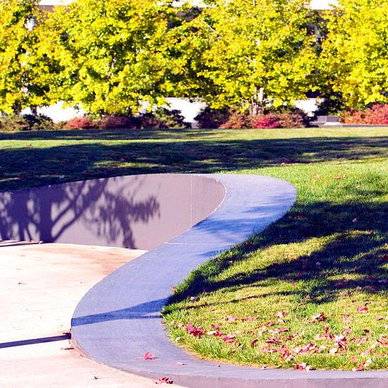 Create and maintain the grass - Ideas for garden design
