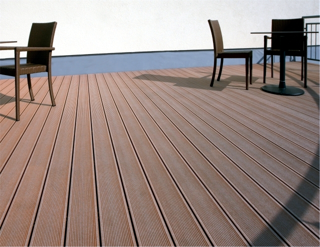 WPC Decking - Sustainable Innovation for outdoor use