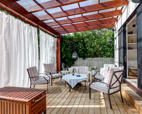 65 Ideas of terraces – beautiful garden and roof terraces ...