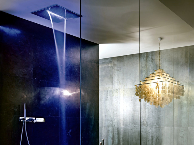 Current Trends Around The Shower Head And Faucet Shower