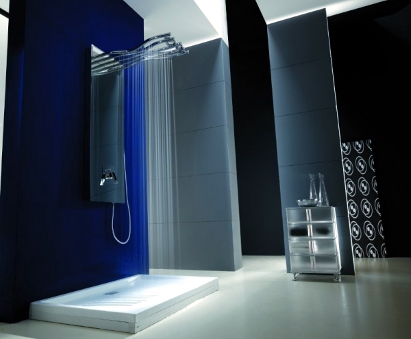 Current trends around the shower head