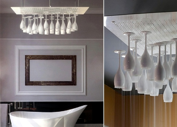 Current trends around the shower head and faucet shower design