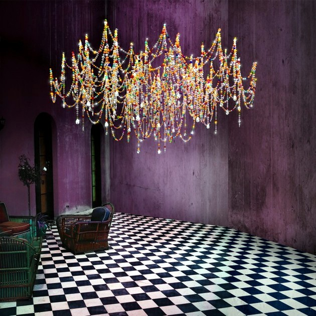 20 fascinating chandeliers and pendant lights design by Yellow Goat